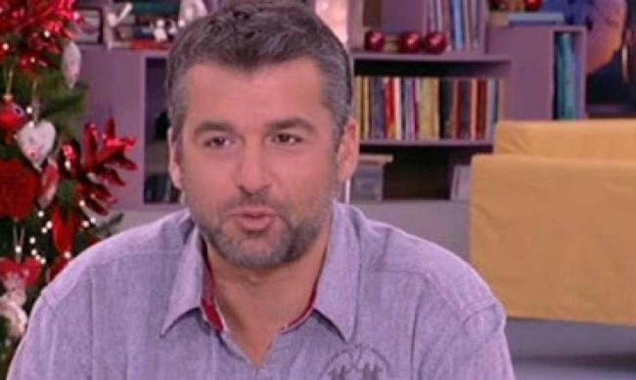 Γιώργος Λιάγκας: «Βούρκωσα χθες τρεις, τέσσερις φορές»
