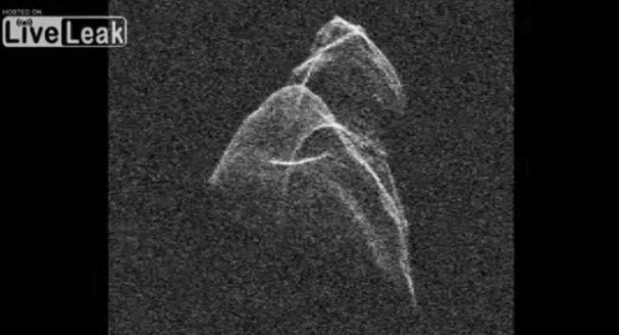 Βίντεο: Αυτός είναι ο αστεροειδής που πλησίασε τη Γη