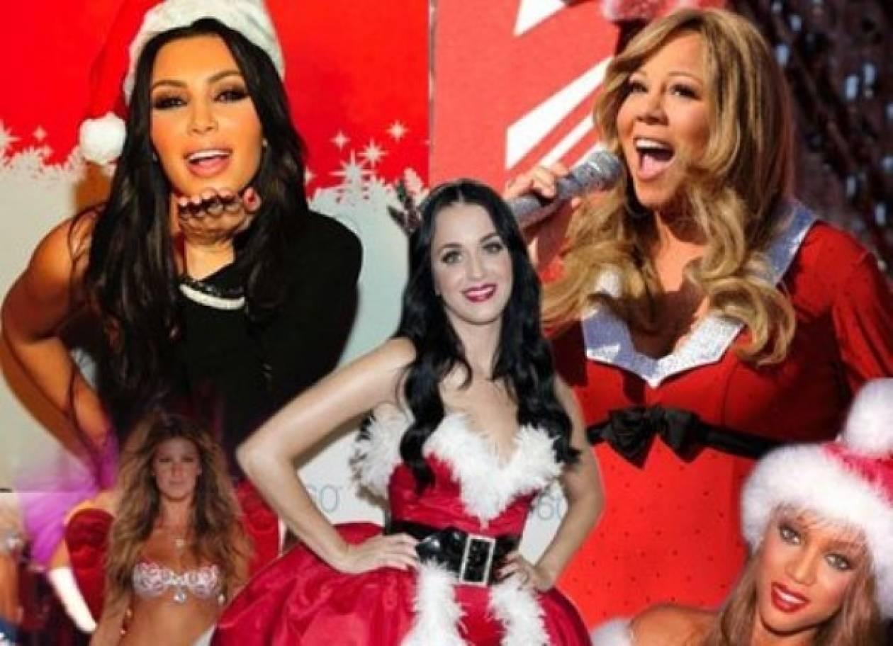 Πλανήτης Hollywood: όταν οι διάσημοι ντύνονται Άι- Βασίληδες