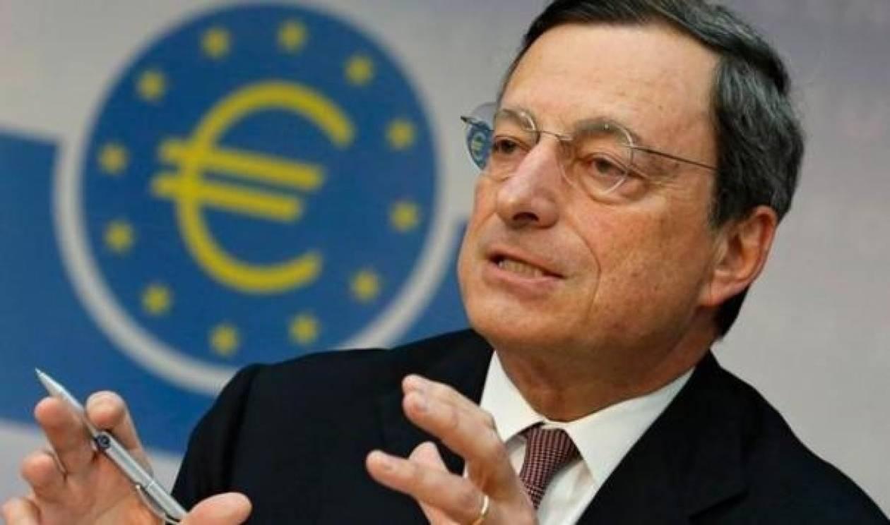 Ντράγκι: Θα ενισχύσει τον διατραπεζικό δανεισμό ο νέος ρόλος της ΕΚΤ