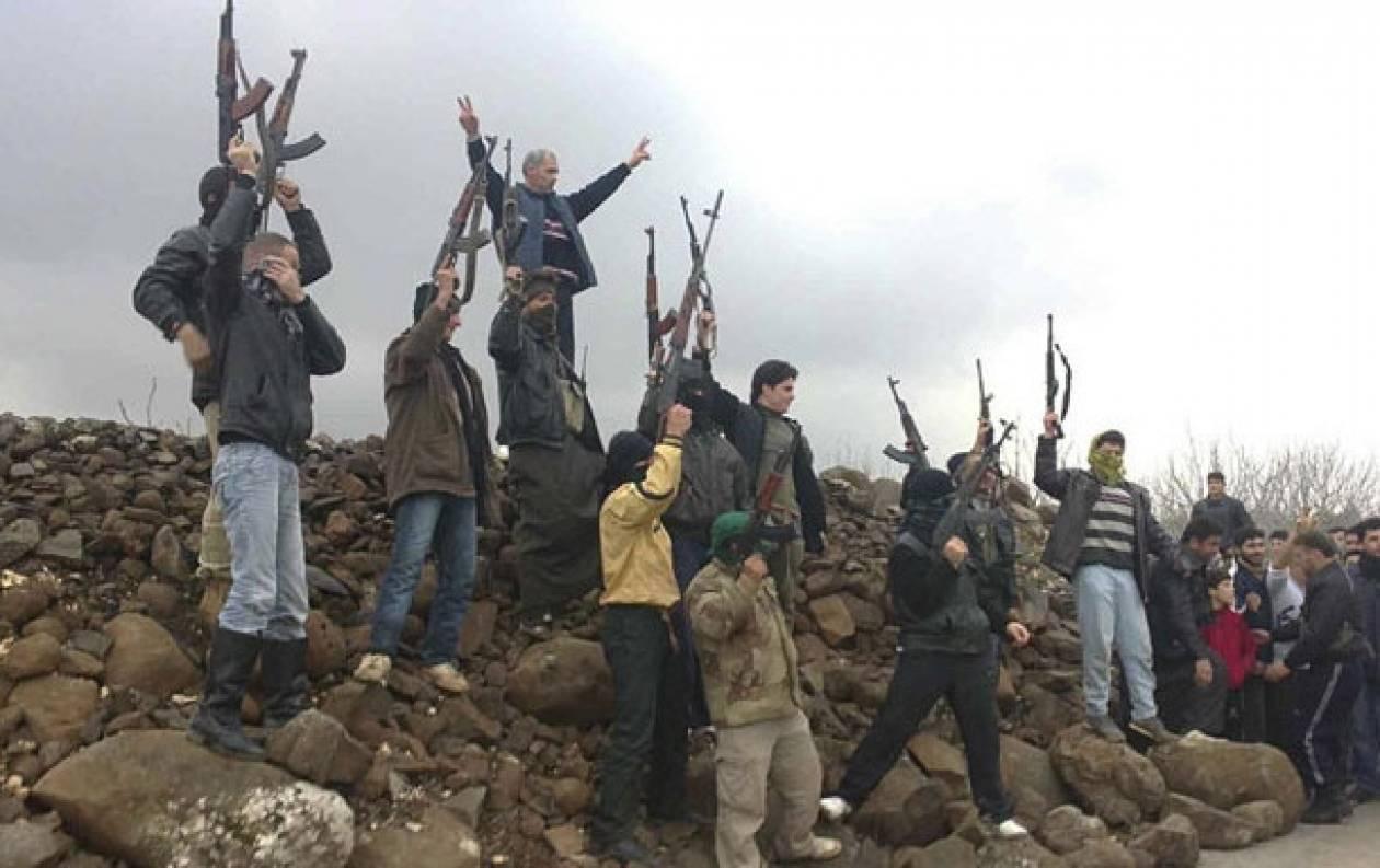 Συρία: Στον έλεγχο των ανταρτών πέρασε προσφυγικός καταυλισμός