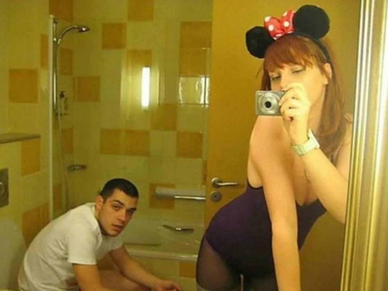 Σταμάτα να βγάζεις φωτογραφίες μπροστά από τον καθρέφτη!