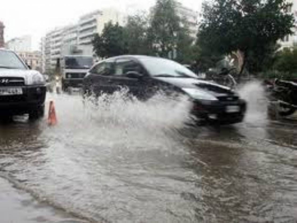 Κυκλοφοριακό χάος στους δρόμους - Πού υπάρχει πρόβλημα