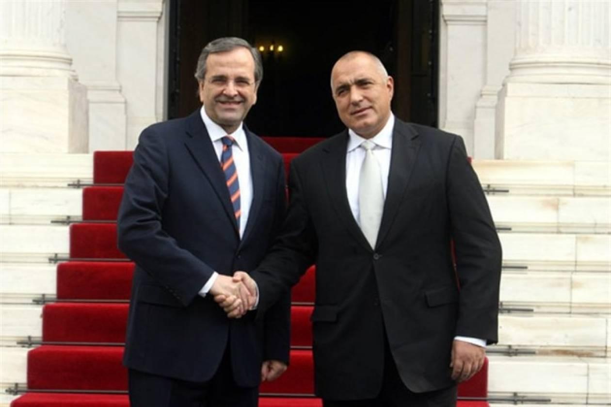 Ο Σαμαράς «λάδωσε» τον πρωθυπουργό της Βουλγαρίας