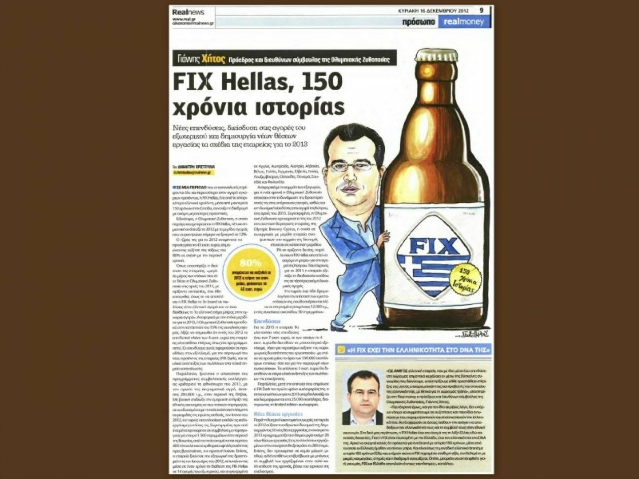 150 χρόνια Fix Hellas