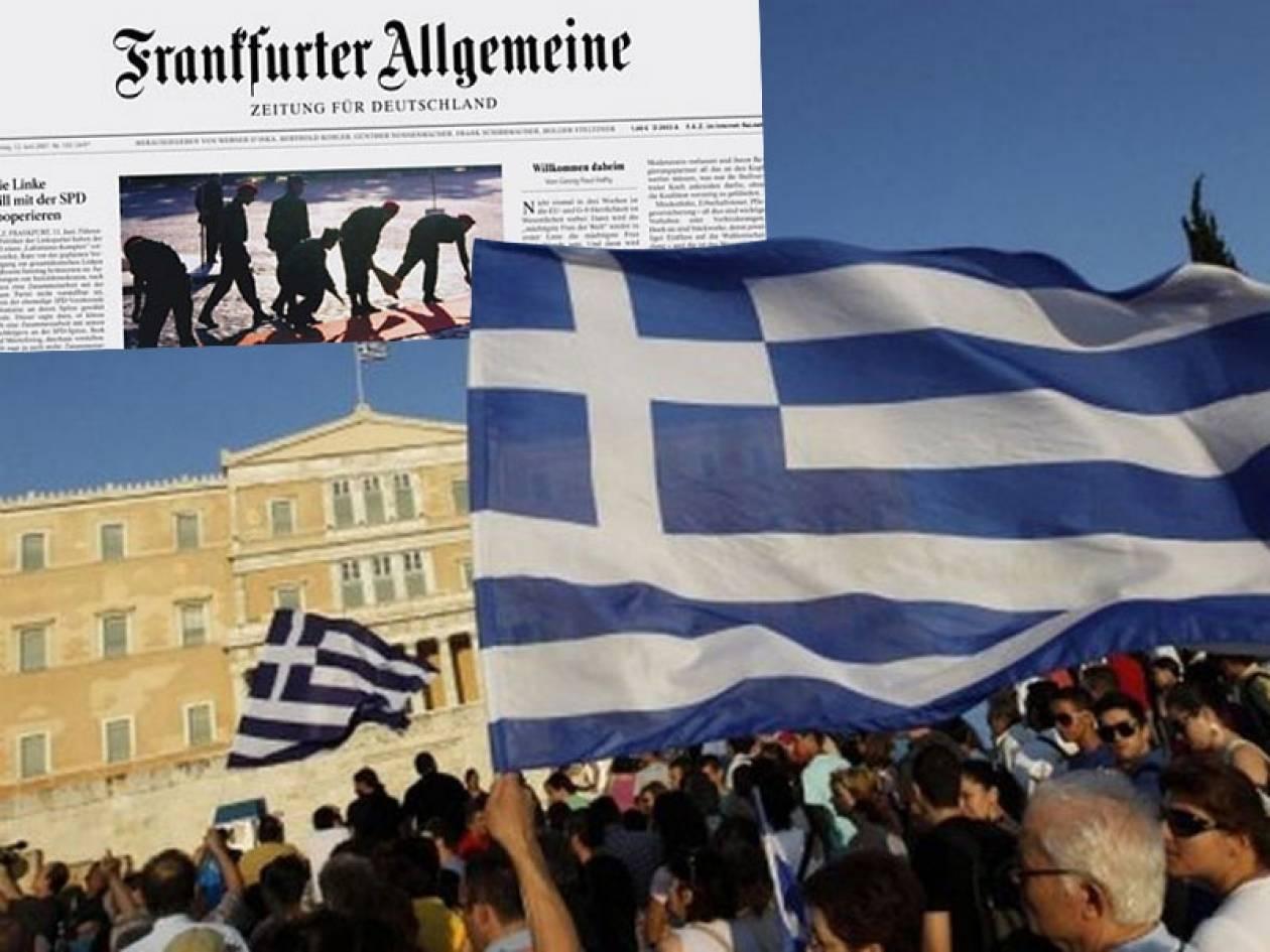 «Πόσο θα αντέξει η ελληνική κοινωνία πριν εκραγεί;»