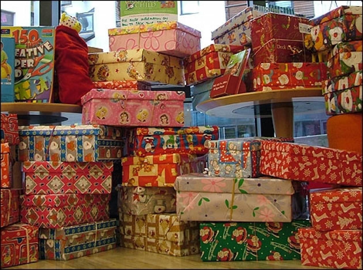ΝΤΡΟΠΗ: Έκλεψαν από νοσοκομείο τα δώρα για τα παιδιά