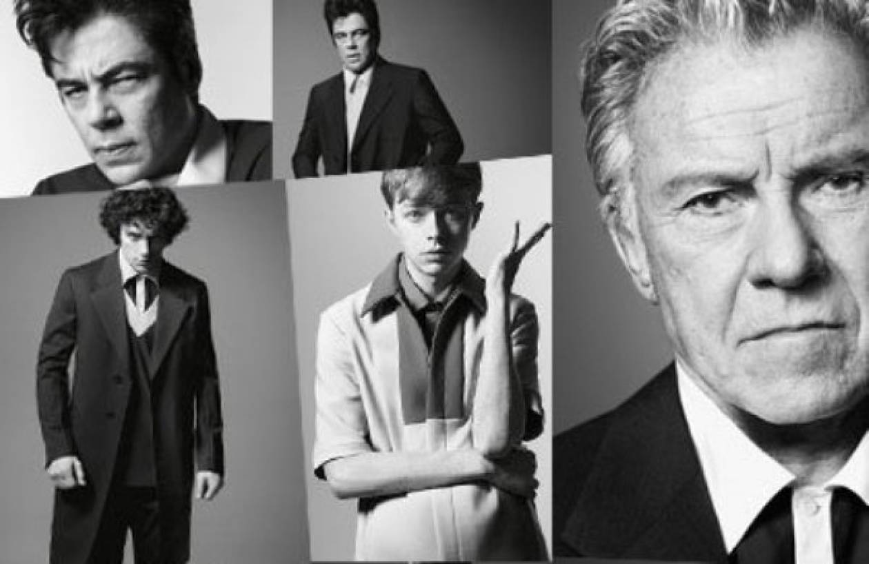 Τέσσερις ηθοποιοί πρωταγωνιστούν στη νέα Prada καμπάνια