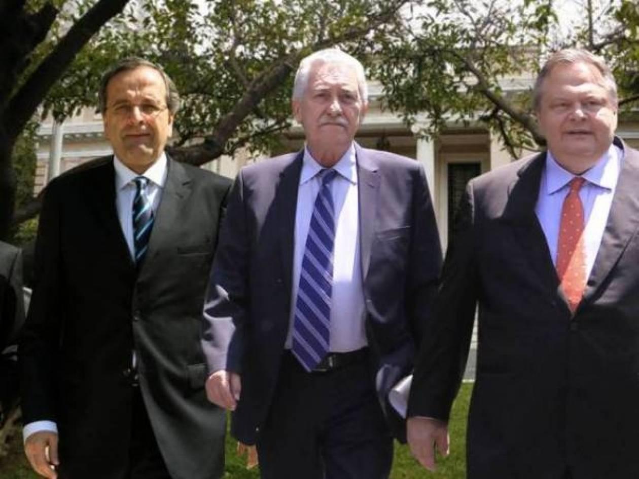 ΣΥΡΙΖΑ: Η συνάντηση των τριών επιβεβαιώνει την πίστη τους στη λιτότητα