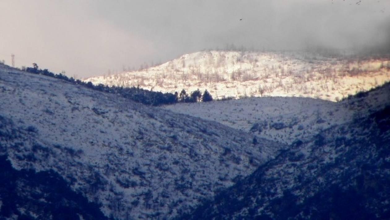 Χιόνια και στην Αττική την Τετάρτη