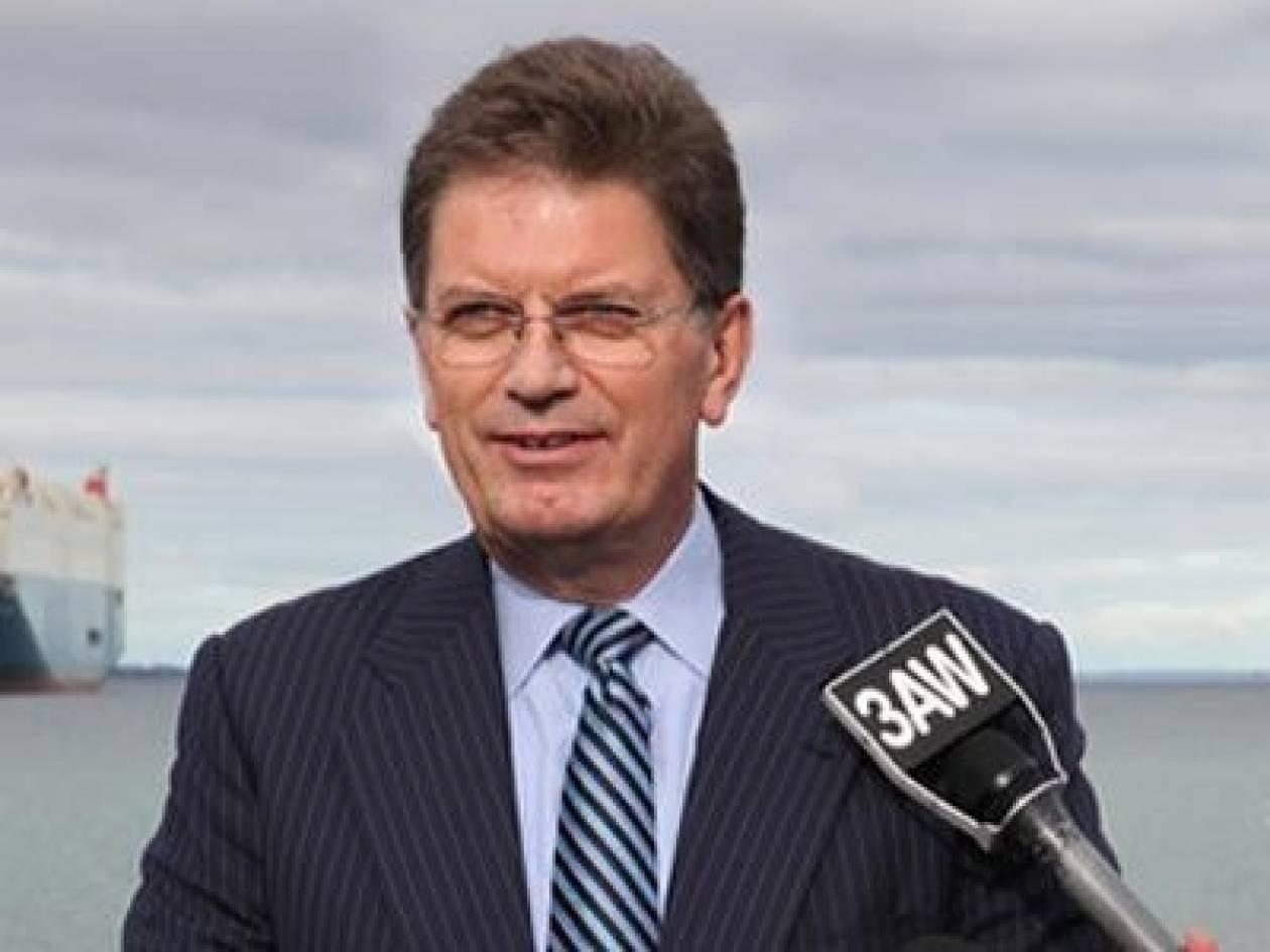 Εγκώμια για την Ομογένεια Αυστραλίας από τον πρωθυπουργό της Βικτώριας