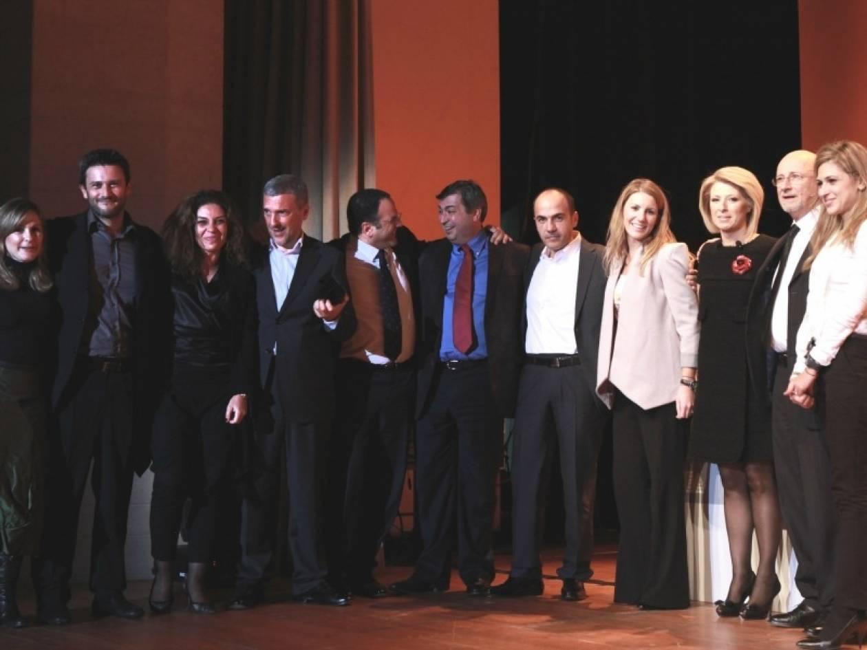 Στη Vodafone το Grand Effie 2012: Νικητές o Κίτσος και η Τασούλα