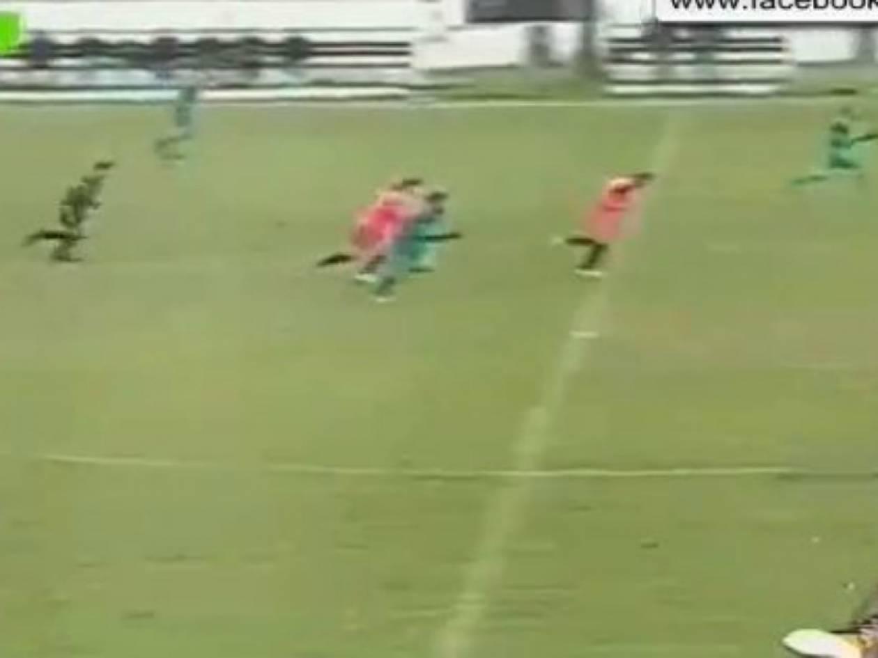 Βίντεο: Δείτε το πιο «φανταστικό» γκολ στην ιστορία του ποδοσφαίρου!