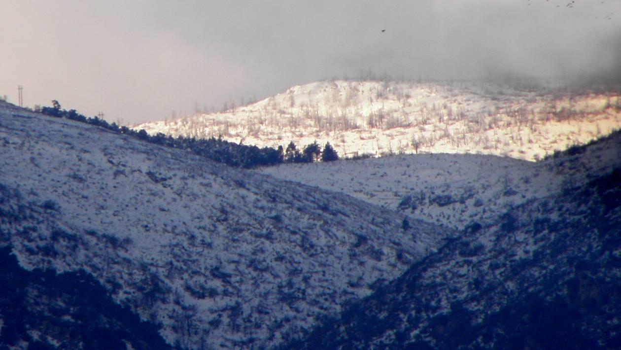 Νέα επιδείνωση του καιρού – Χιόνια και στην Πάρνηθα