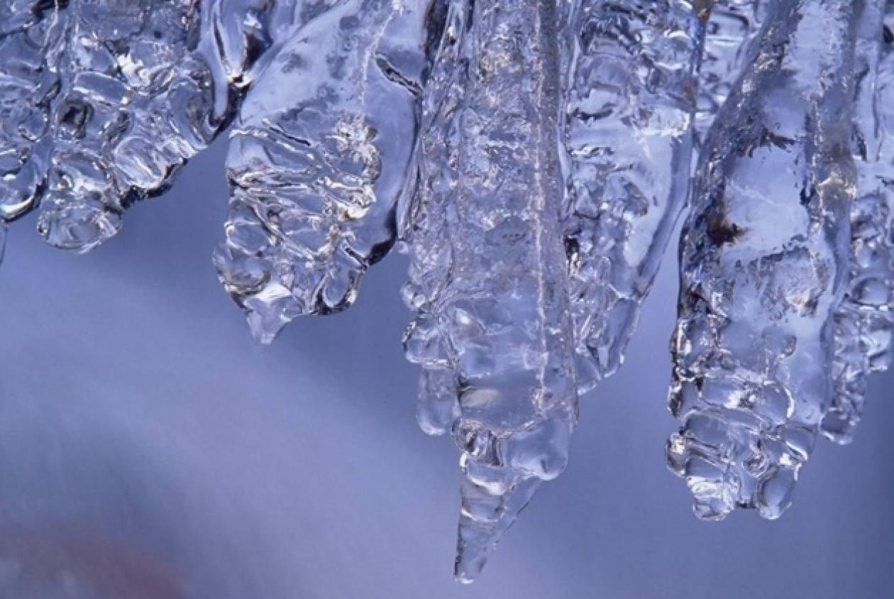 Προσοχή στον παγετό: Δείτε πού θα «χτυπήσει» η κακοκαιρία στις γιορτές