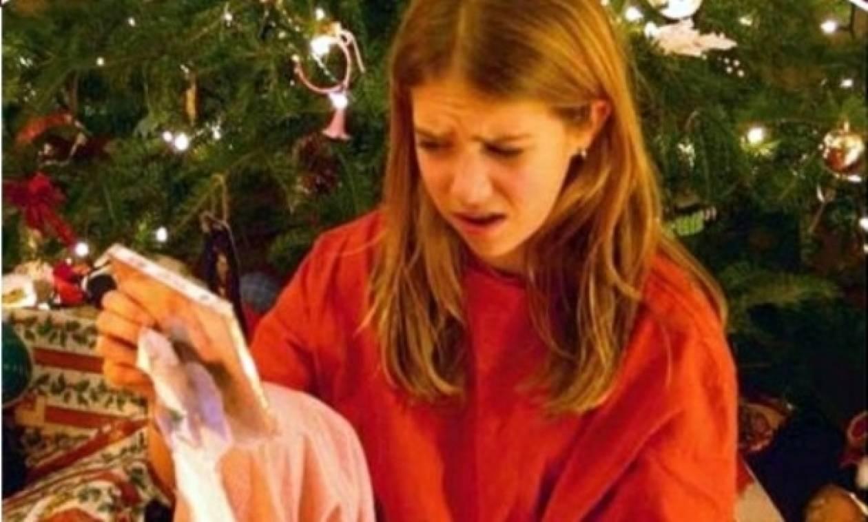 Βίντεο: Όταν τα δώρα των παιδιών δεν είναι δώρα