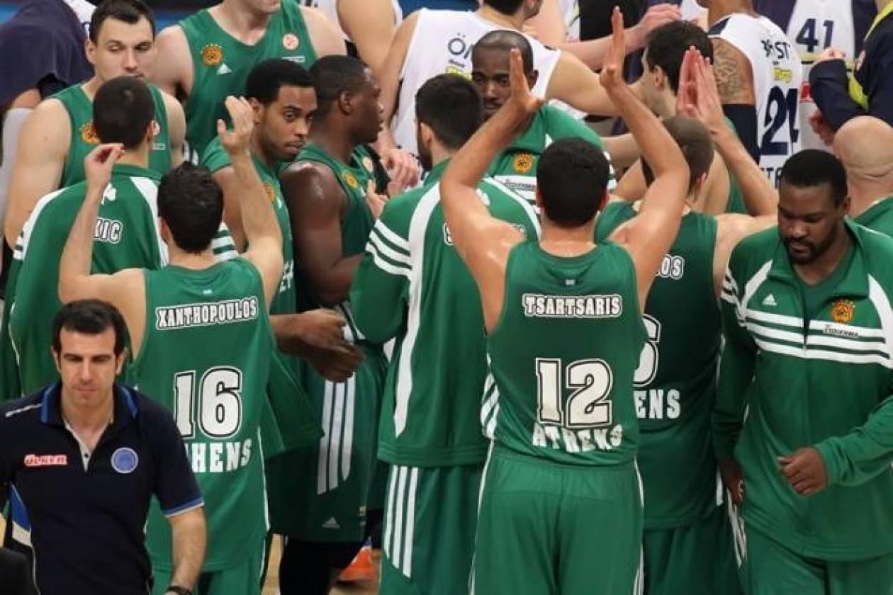 LIVE - Βasket League ΟΠΑΠ: Παναθηναϊκός - Πανιώνιος