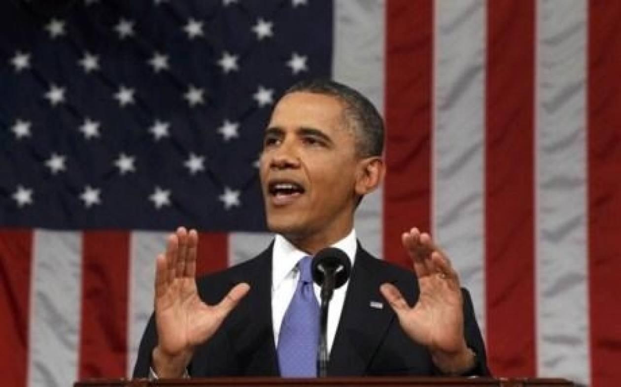 Άμεσα μέτρα για την καταπολέμηση της ένοπλης βίας ζήτησε ο Ομπάμα