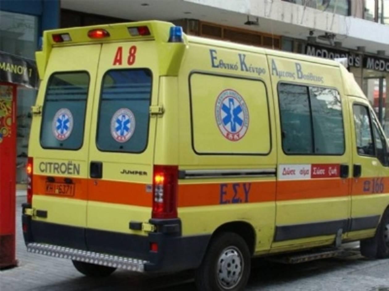Τραγωδία στην Ανθούσα-50χρονος σκότωσε την 82χρονη μητέρα του