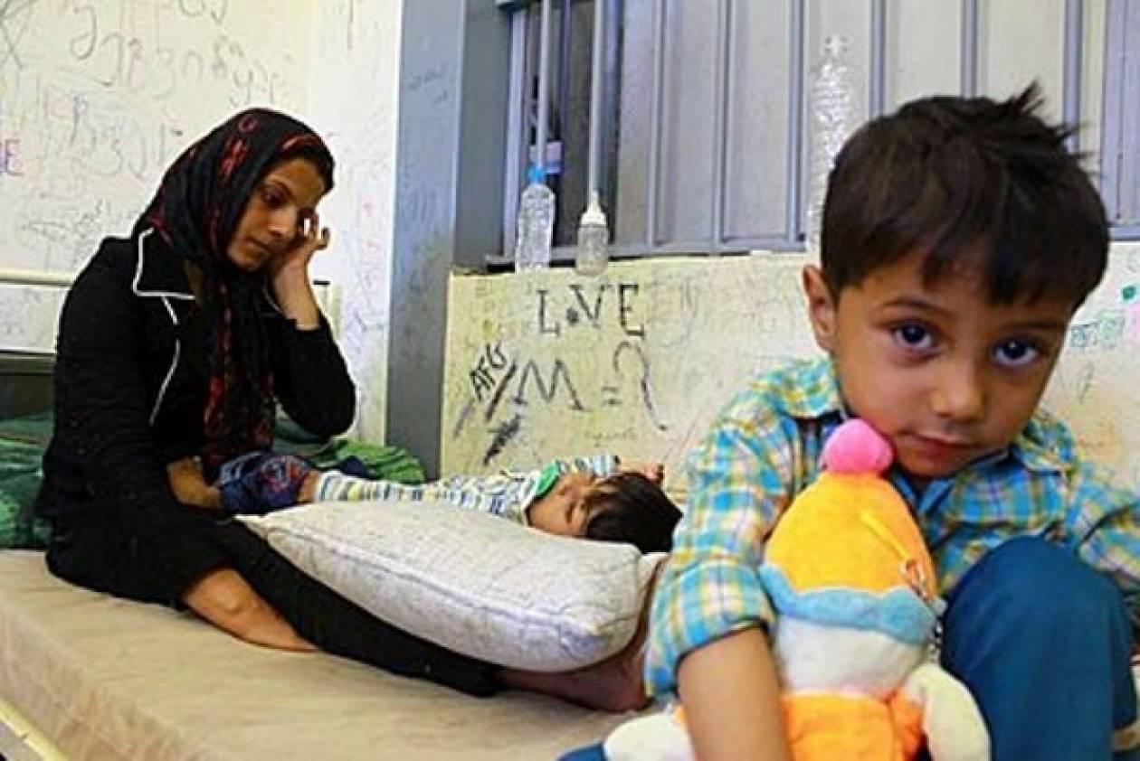 Διεθνής Αμνηστία: Ανίκανη η Ελλάδα να παράσχει άσυλο σε πρόσφυγες