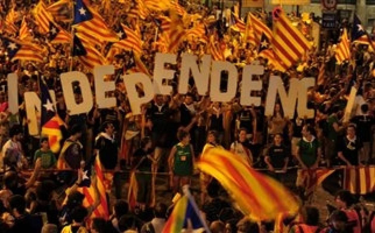 Το 2014 δημοψήφισμα για την ανεξαρτησία της Καταλονίας