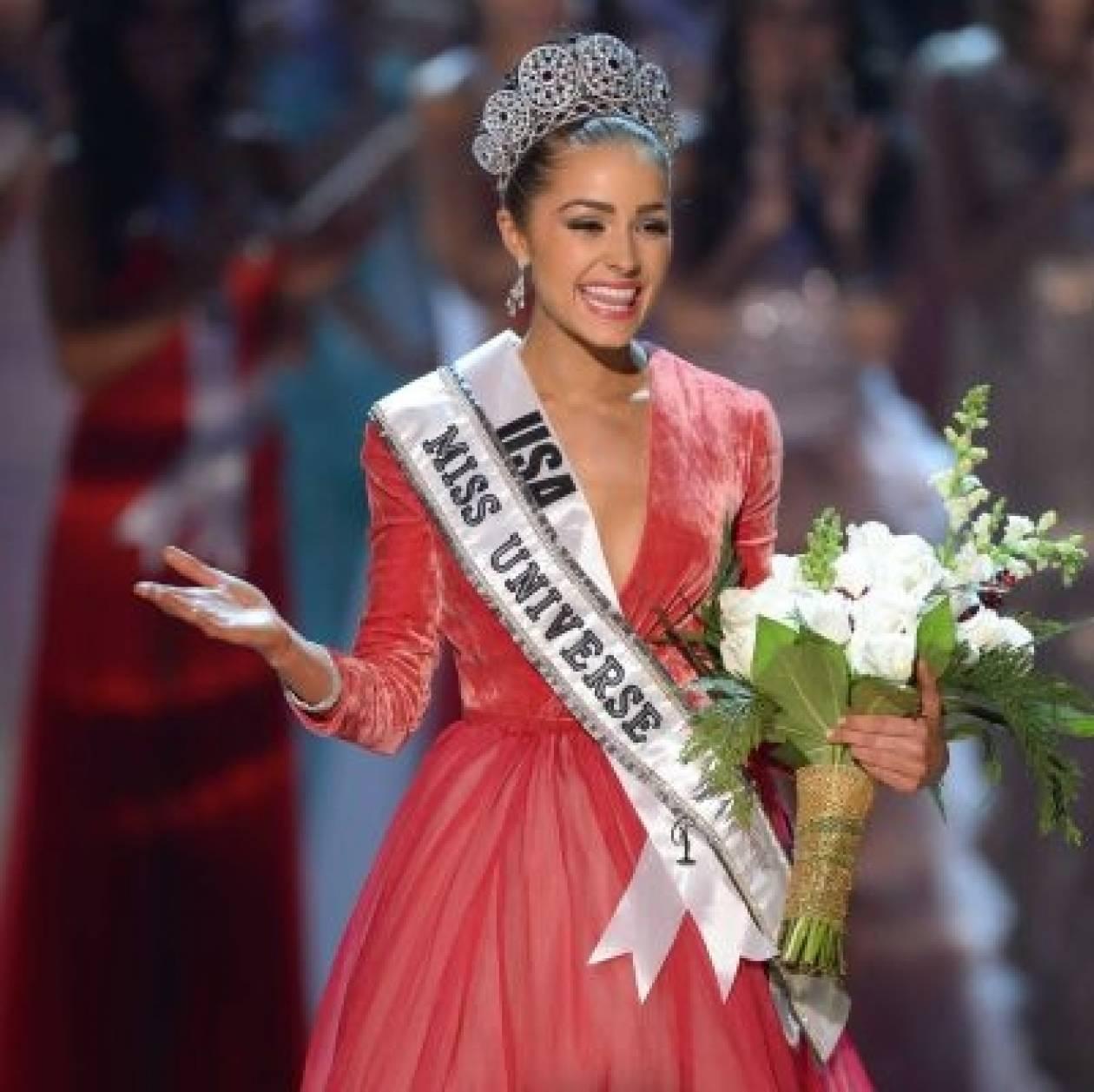 Αμερικανίδα η Μις Υφήλιος 2012!