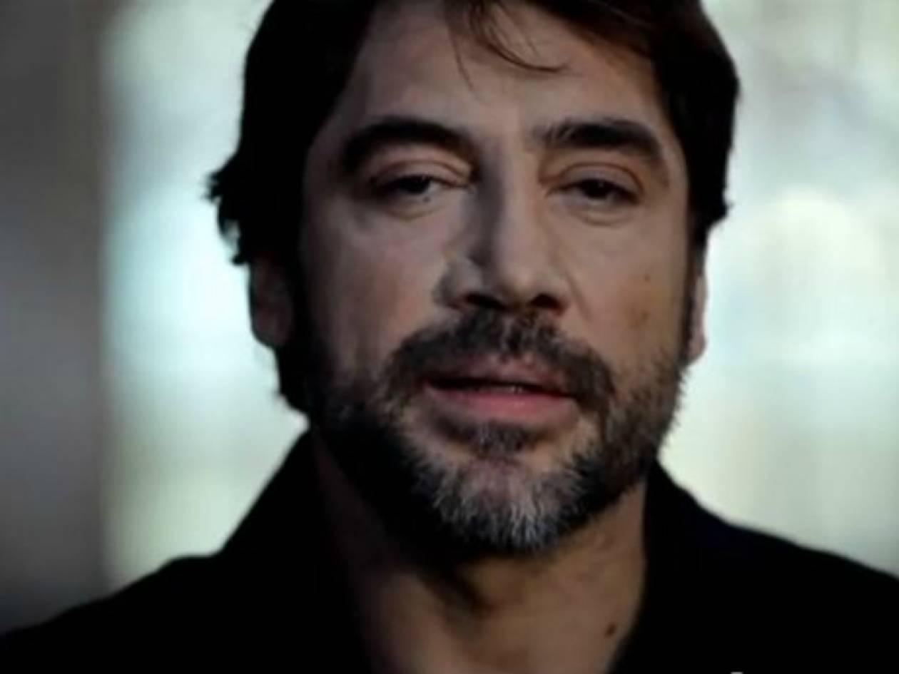Βίντεο: Δείτε τον Χαβιέ Μπαρδέμ να μιλάει ελληνικά!