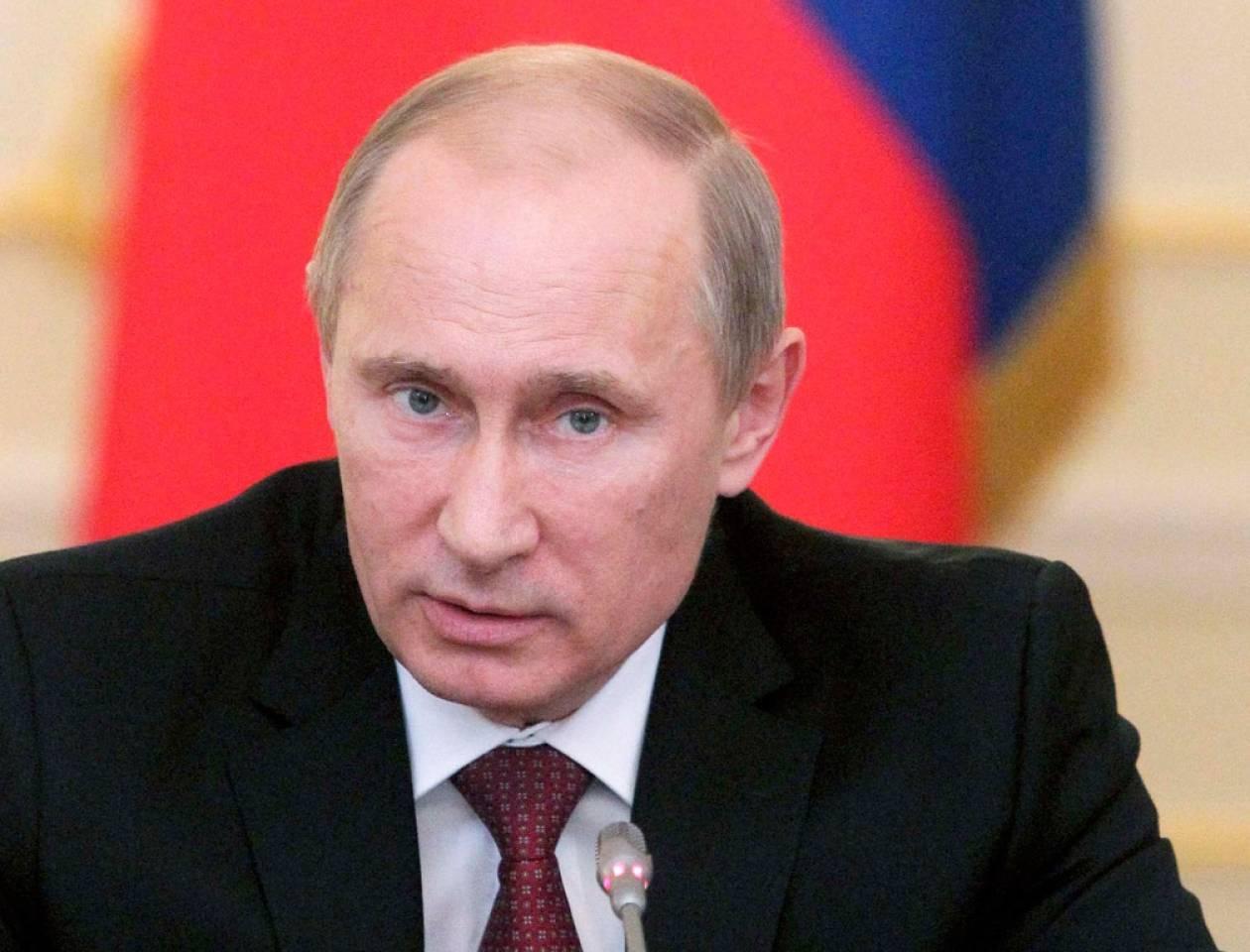 Πούτιν: Ο «νόμος Μαγκνίτσκι» δηλητηριάζει τις σχέσεις ΗΠΑ-Ρωσίας