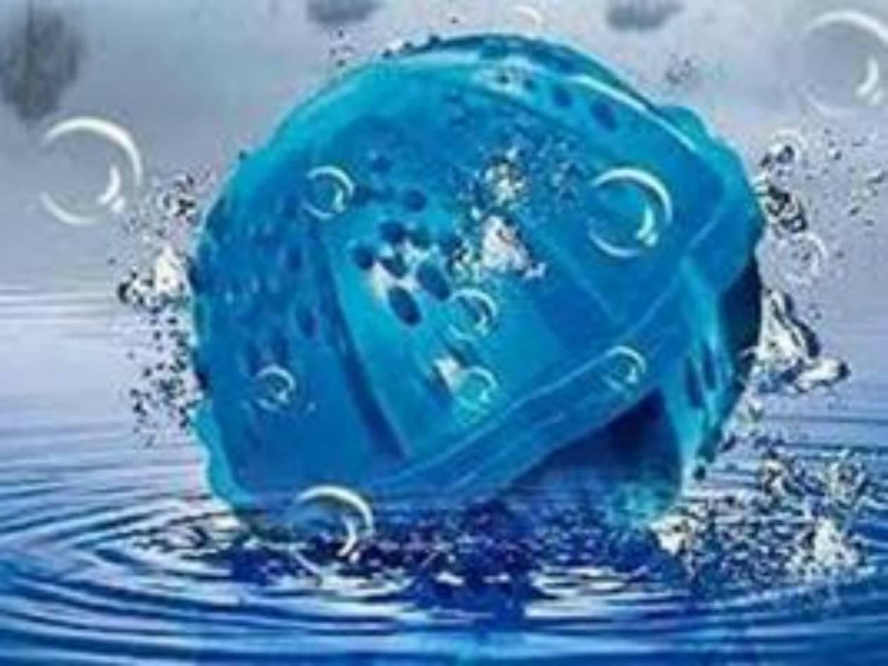 ΠΡΟΣΟΧΗ: Ανακαλούνται μπάλες πλυσίματος με ραδιενέργεια