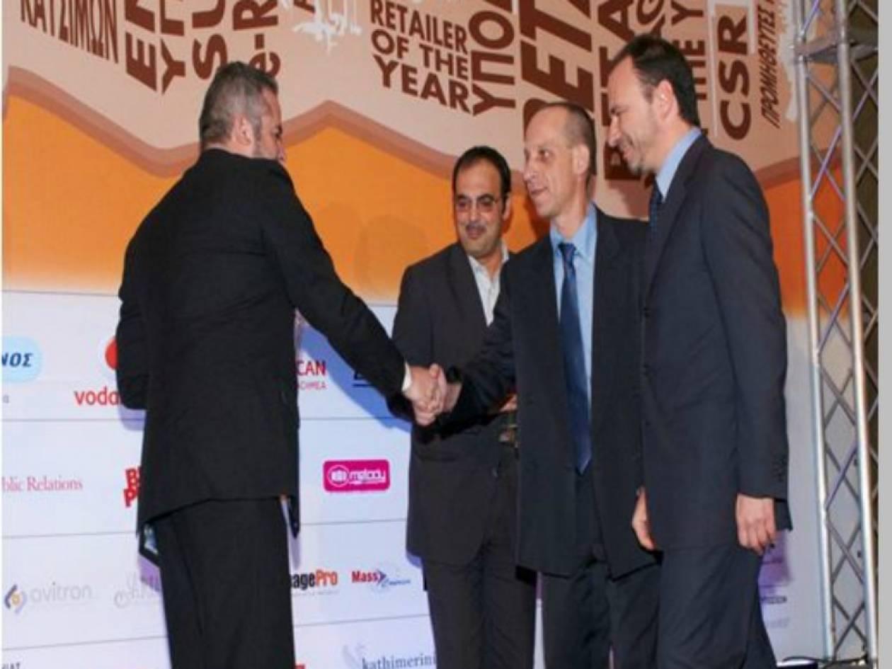 Δύο Βραβεία για την Κωτσόβολος στο πλαίσιο των Retailbusiness Awards