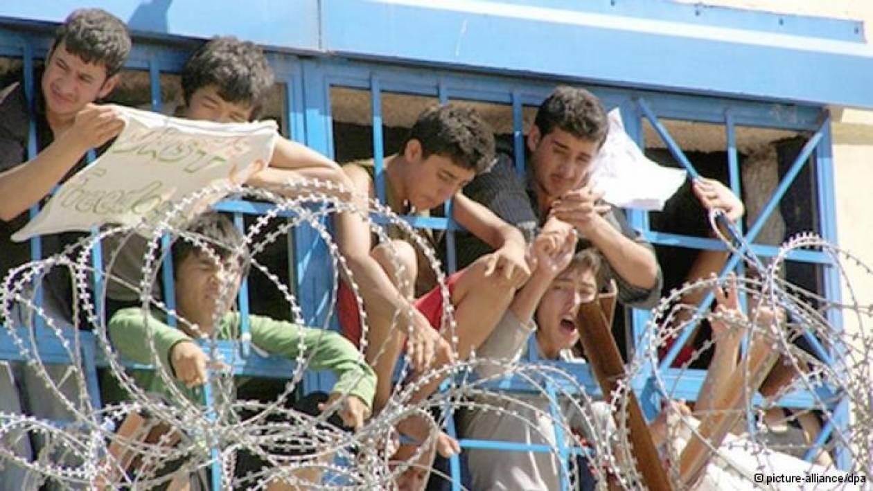 Διεθνής Αμνηστία: «Ντροπιαστικές συνθήκες» για πρόσφυγες στην Ελλάδα