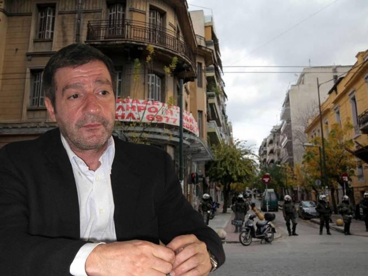 ΑΠΟΚΛΕΙΣΤΙΚΟ:Αναρχικοί έκαναν «ντου» στο γραφείο του δημάρχου Αθηναίων