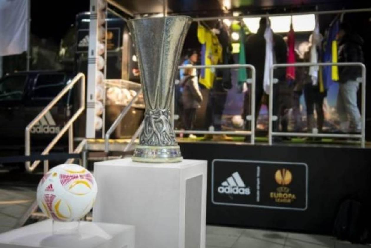 LIVE H κλήρωση του Europa League