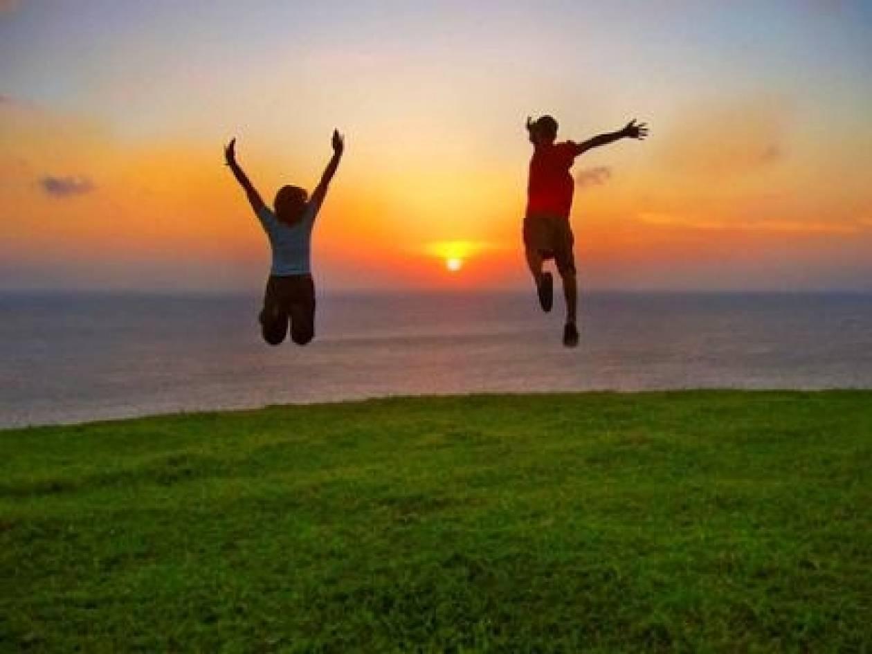 Ποιοι είναι οι πιο ευτυχισμένοι άνθρωποι στον κόσμο;