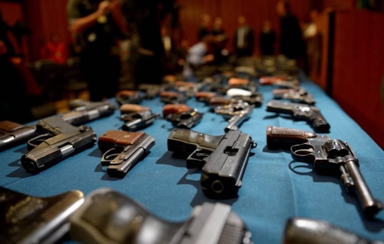 Φοβούνται την απαγόρευση οπλοκατοχής στις ΗΠΑ