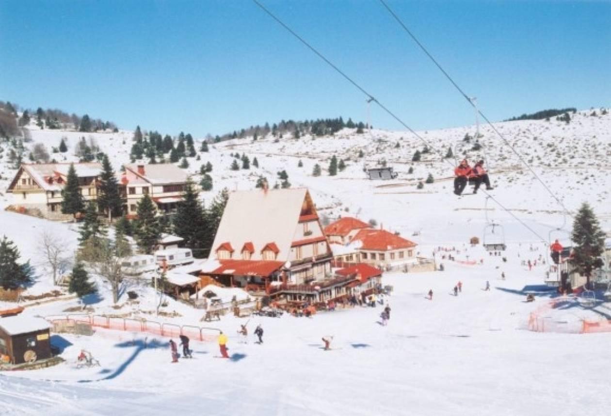 Ανοίγει το Σάββατο το χιονοδρομικό κέντρο Σελίου