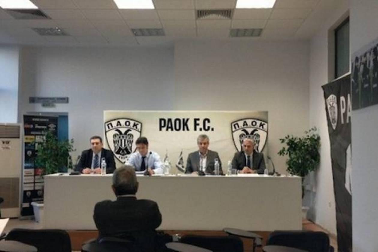 ΠΑΟΚ: Ζημιά 4,8 εκατ. ευρώ, απαλλάχθηκε ο Ζαγοράκης!