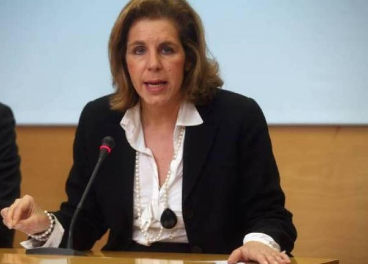 Χριστοφιλοπούλου: Το άσυλο της παρανομίας να καταργηθεί στην πράξη