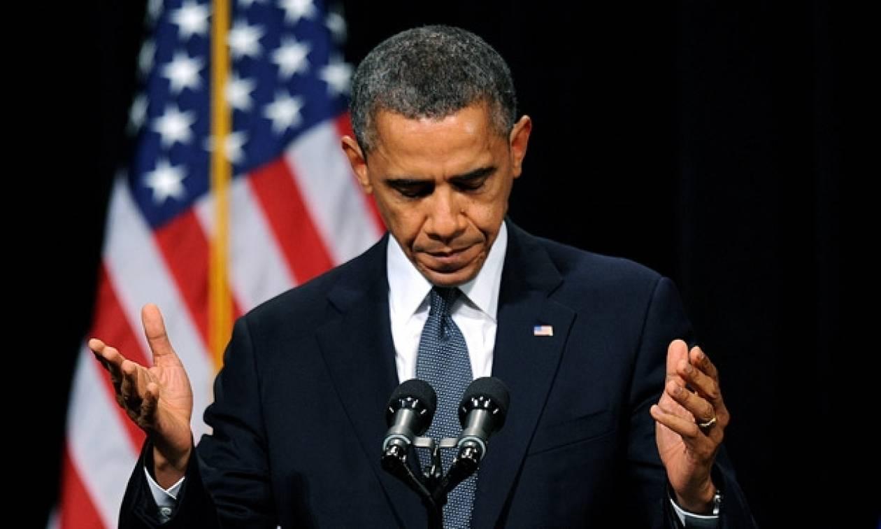 Ο Ομπάμα δεσμεύτηκε να βρεθεί λύση για το «δημοσιονομικό βάραθρο»