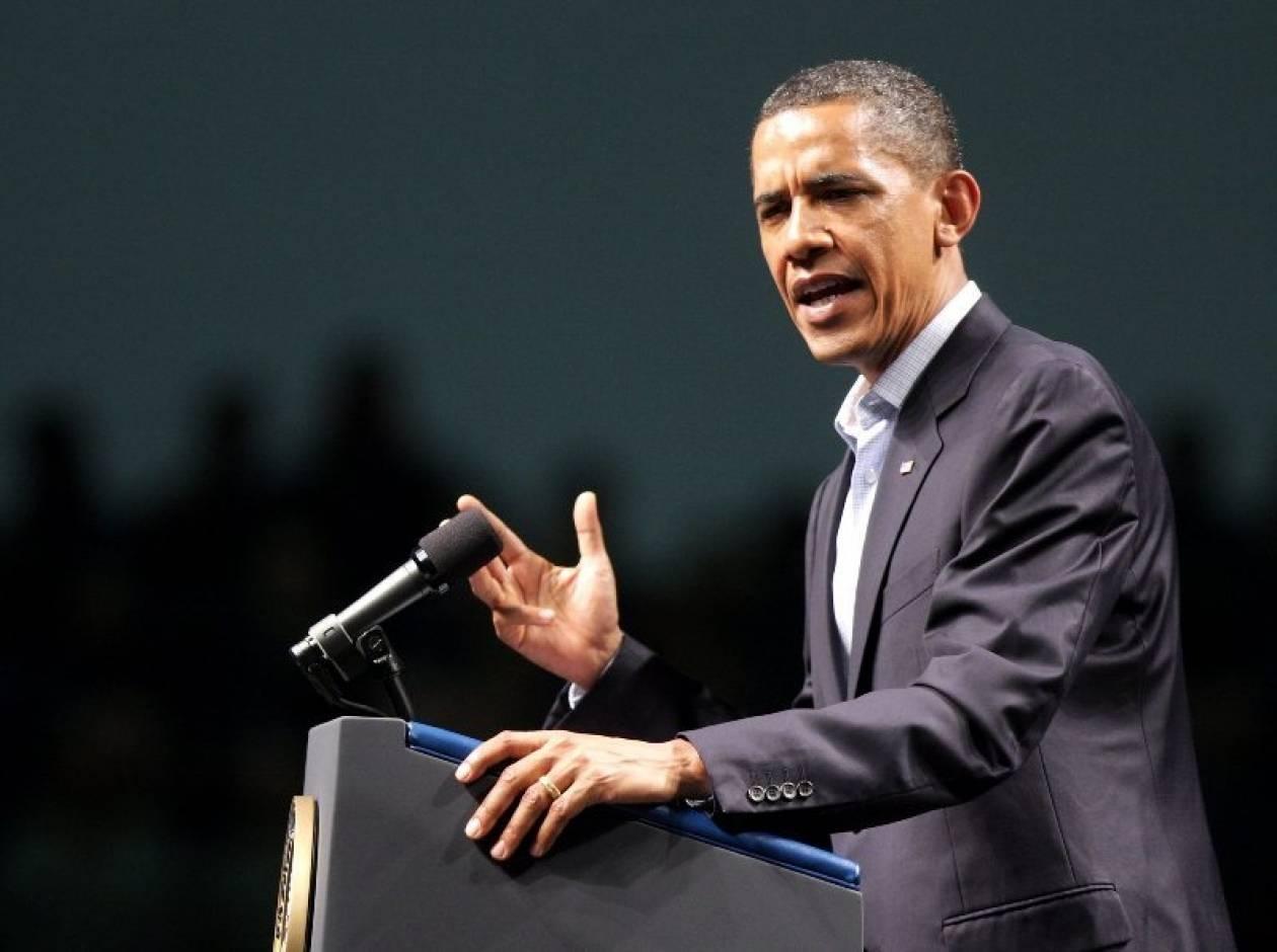 Συνεργασία Ομπάμα-Κογκρέσου κατά του «δημοσιονομικού γκρεμού»