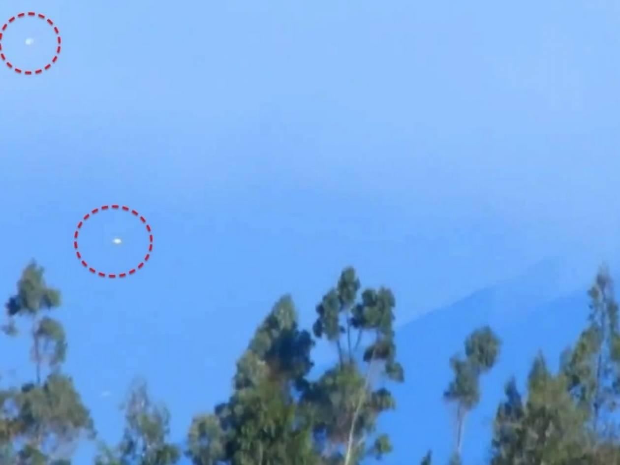 Βίντεο: UFO και μετεωρίτες εμφανίστηκαν στο Φάληρο!