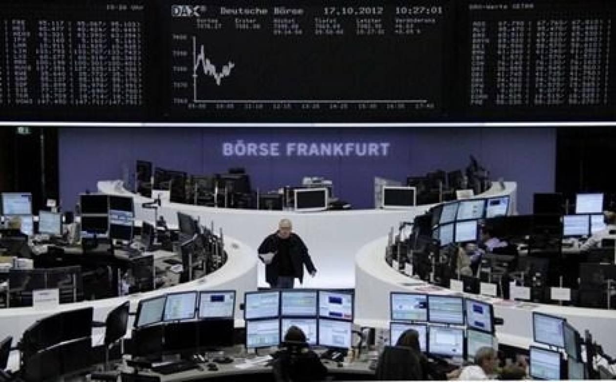 Ευρωπαϊκά Χρηματιστήρια:'Ανοιγμα με πτώση