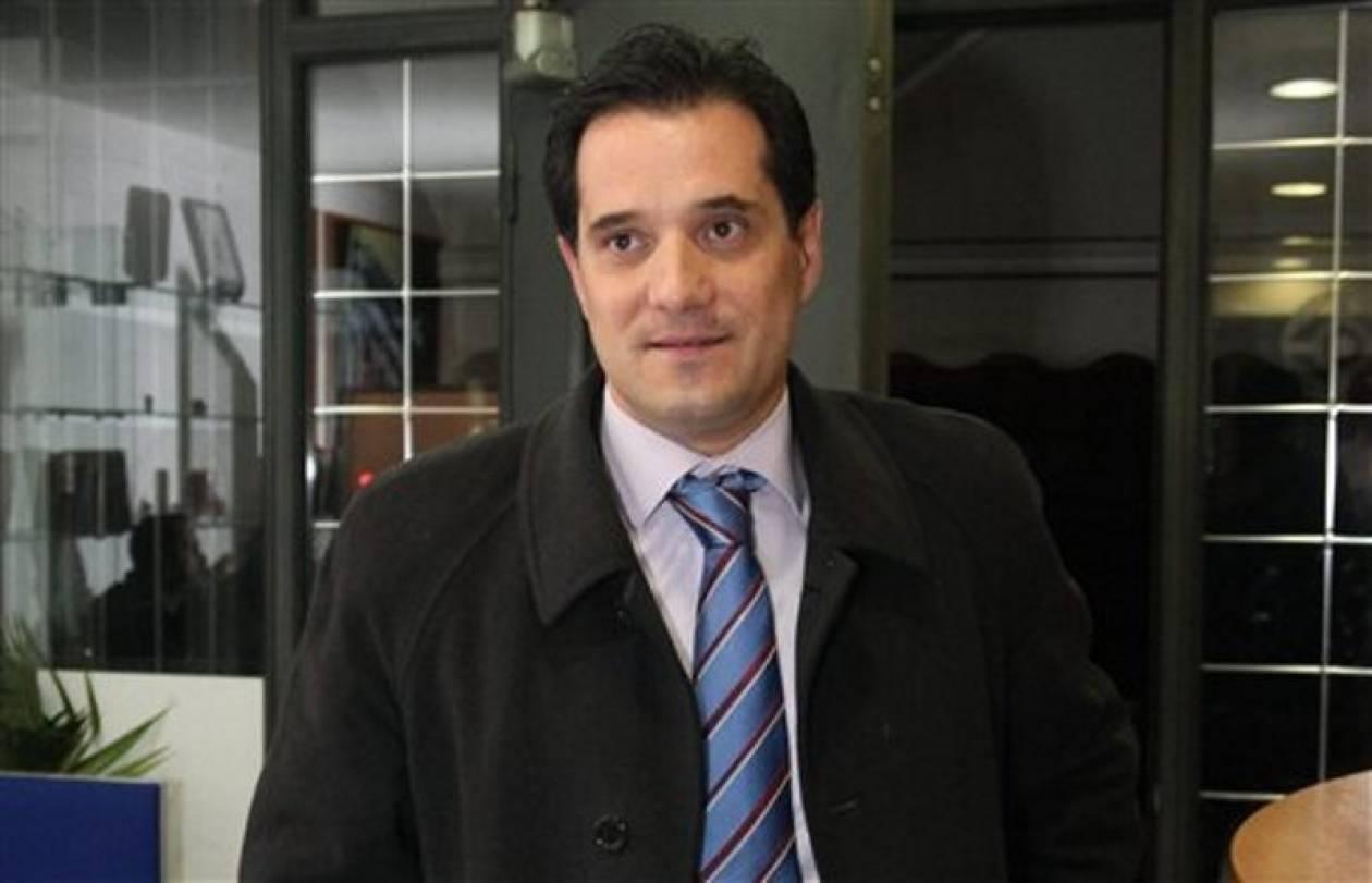 Με ποιο στέλεχος του ΣΥΡΙΖΑ έγινε κολλητός ο Άδωνις;