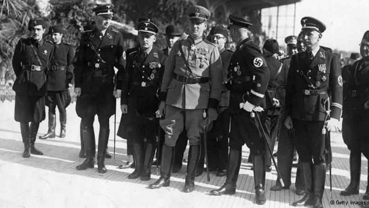 Ναζιστικά εγκλήματα στην Ιταλία