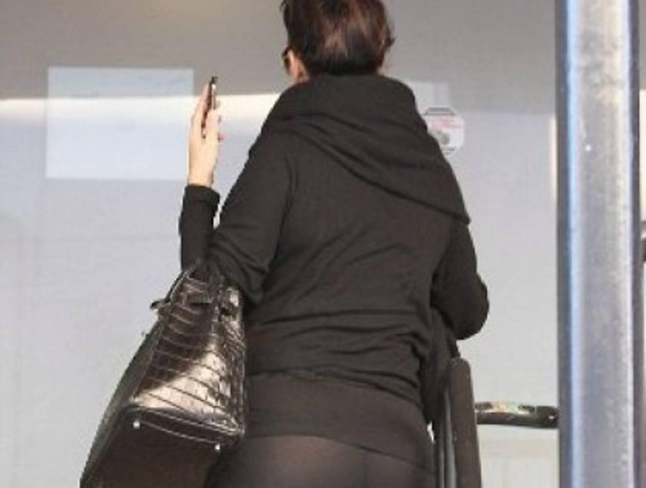 Τα άλλοτε sexy οπίσθια της Kim Kardashian έγιναν τεράστια
