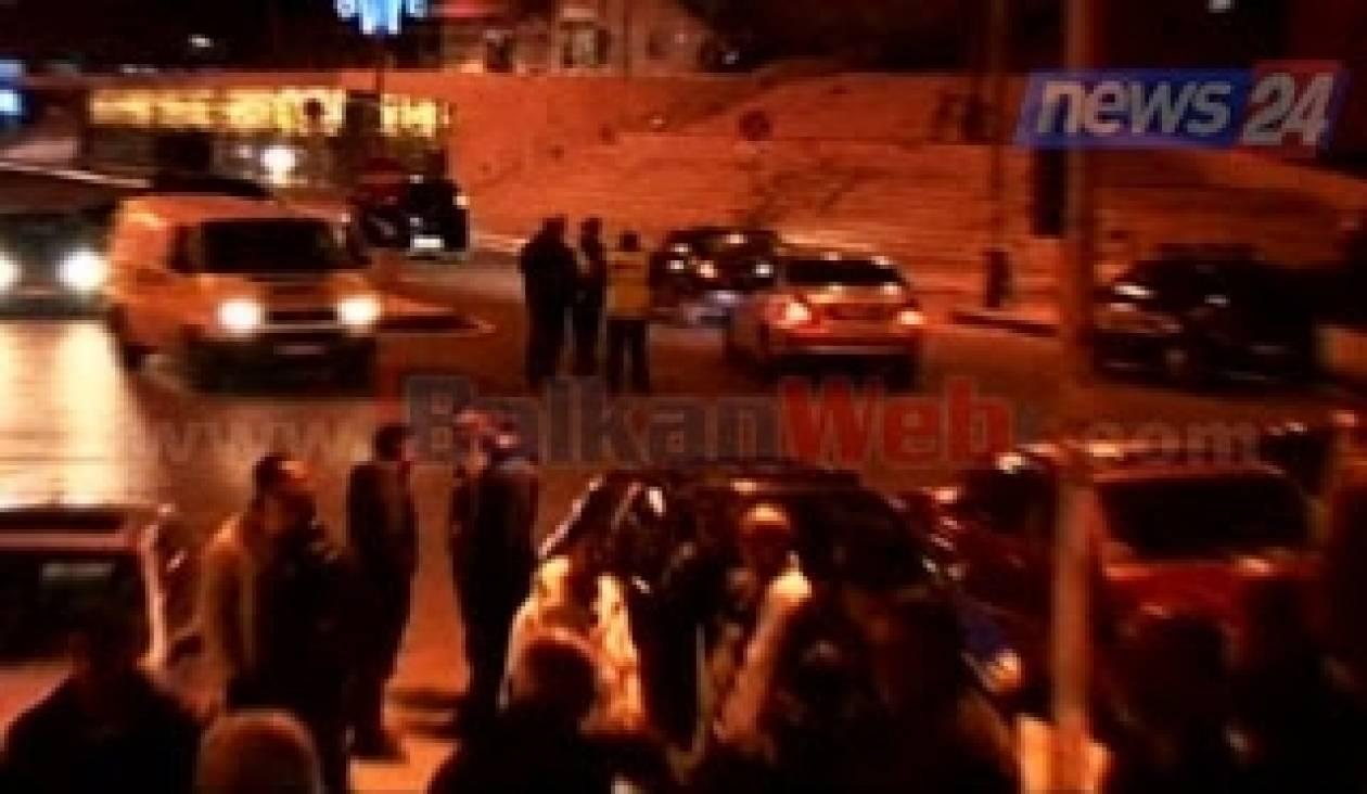 Τηλεφώνημα για βόμβα σε εκδήλωση τσάμηδων στο Δυρράχιο