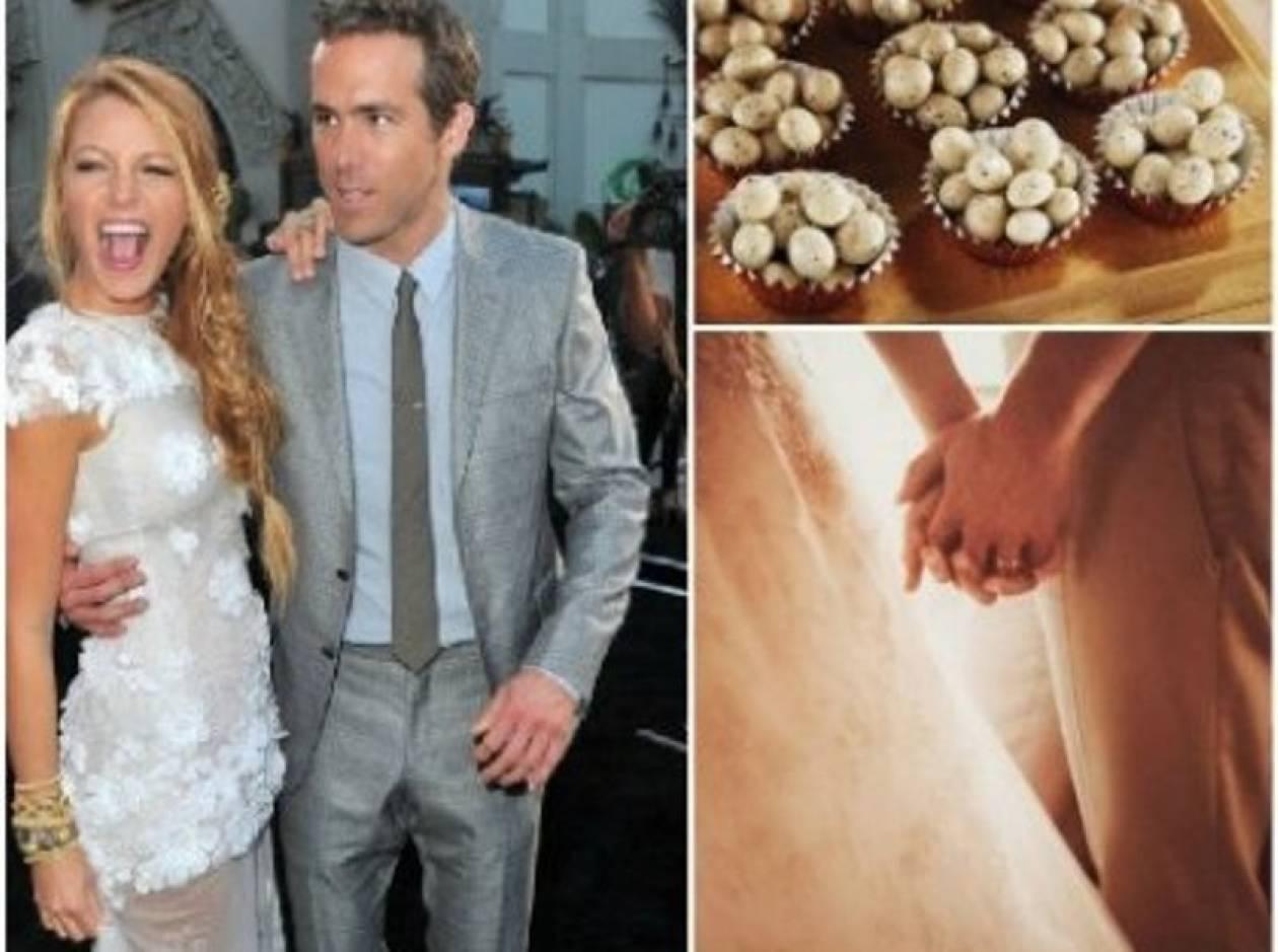 Οι πρώτες φωτογραφίες από τον παραμυθένιο γάμο της Blake Lively!