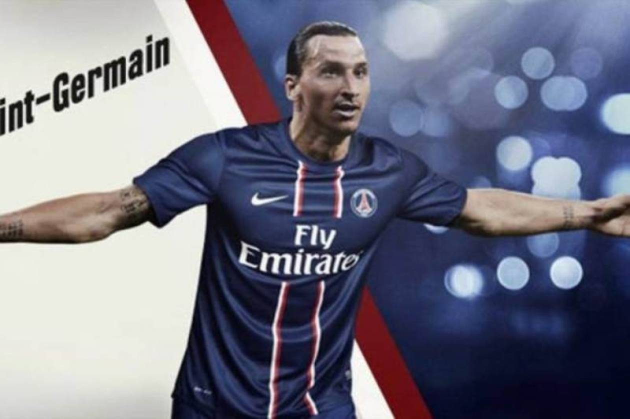 «My name is... Zlatan» (video)