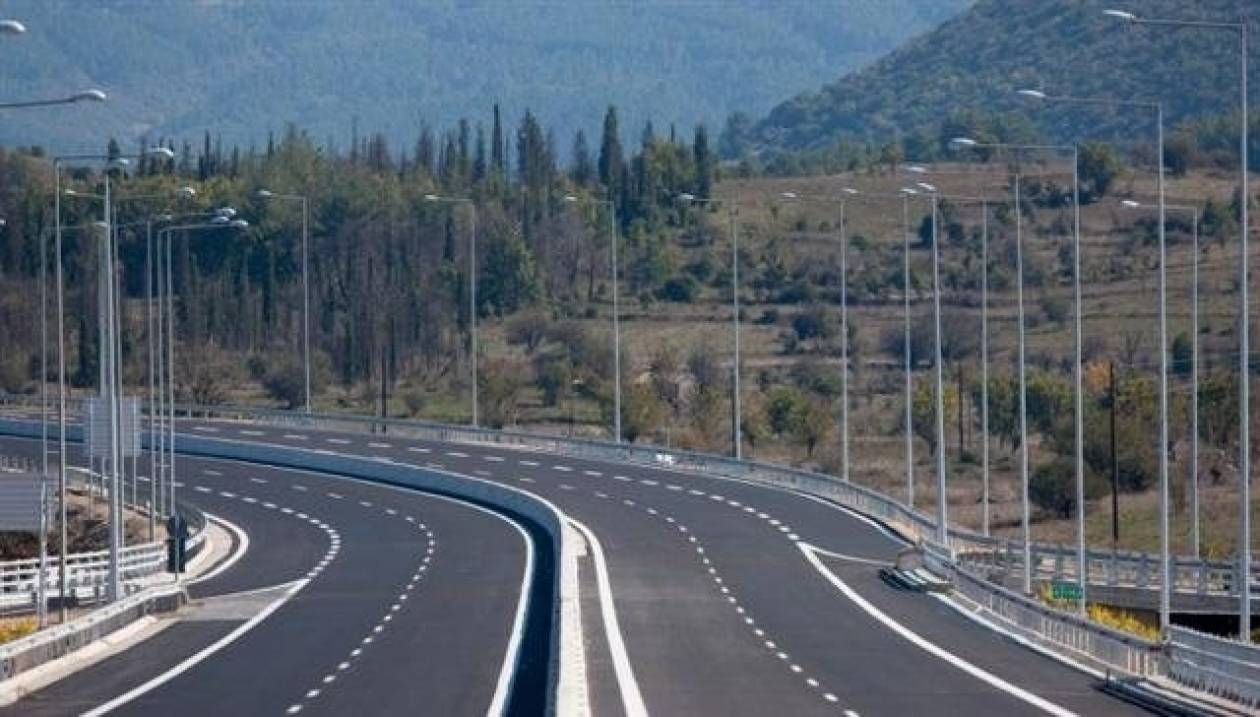 Ανοίγει το τμήμα Παραδείσια-Τσακώνα στην Πελοπόννησο