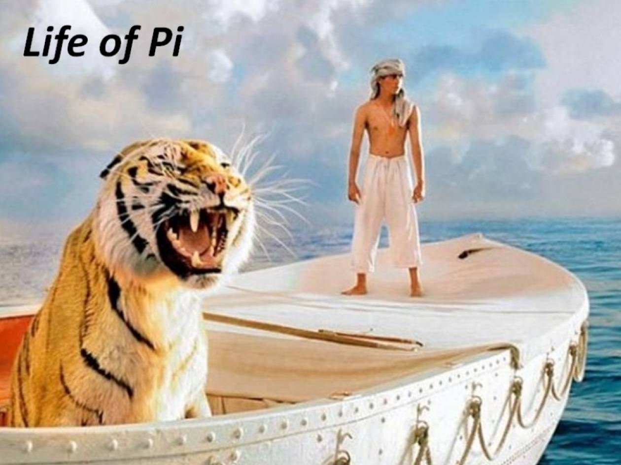Cine Αστρολογία: Life of Pi